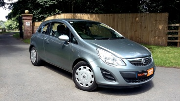 Vauxhall Corsa 1.2 for sale by Woodlands Cars Ltd - Malton, North Yorkshire