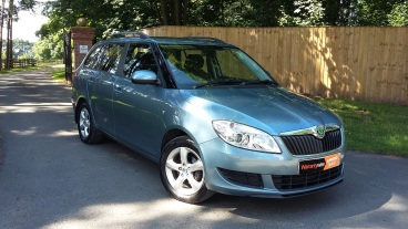 Skoda fabia estate for sale by Woodlands Cars - Malton, North Yorkshire