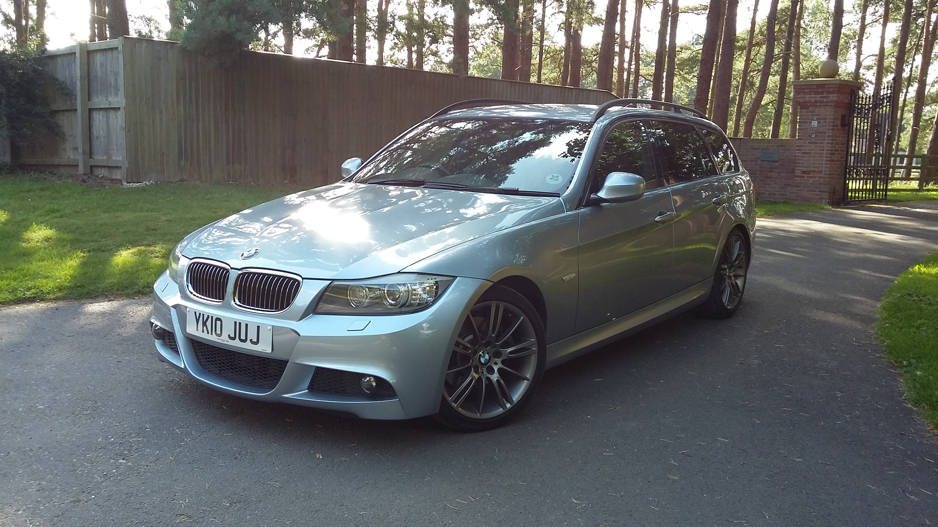 BMW D M Sport Touring For Sale By Woodlands Cars - 330d bmw