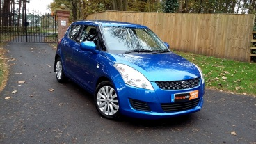 Suzuki Swift SZ3 DDIS for sale by Woodlands Cars