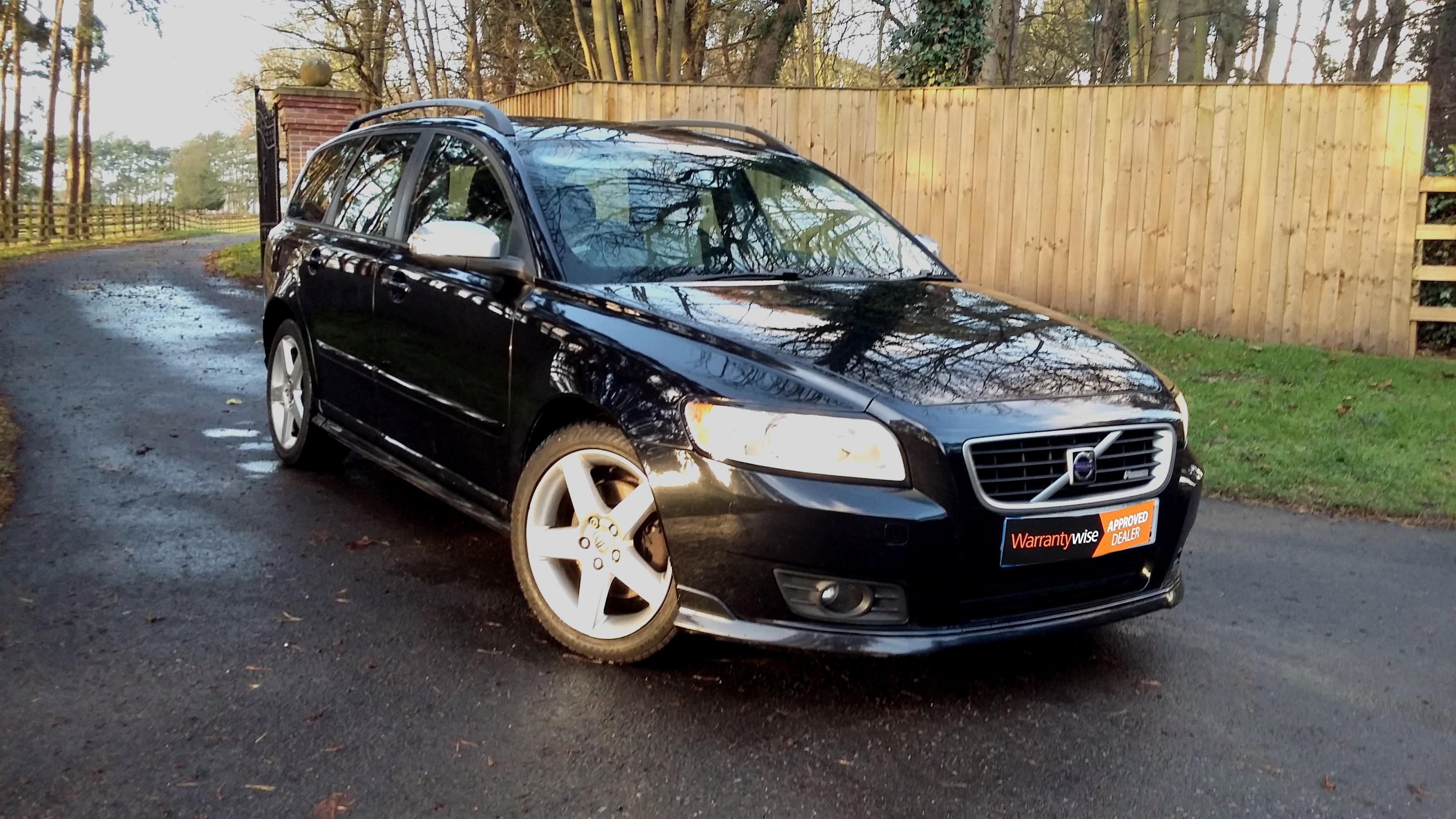 volvo v50 2 0 diesel r design for sale by woodlands cars. Black Bedroom Furniture Sets. Home Design Ideas