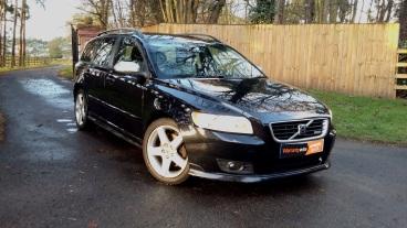 Volvo V50 2.0 Diesel R-Design for sale by Woodlands cars