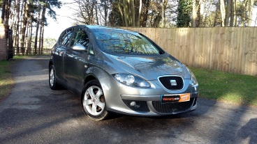 SEAT Altea for sale by Woodlands Cars (7)