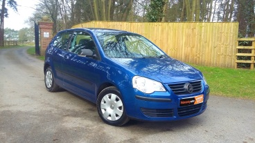 Volkswagen Polo 1.2 E for sale by Woodlands Cars Ltd - Rillington
