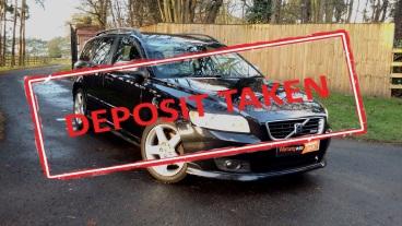 Volvo V50 2.0 Diesel R-Design for sale by Woodlands cars - deposit
