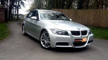 BMW 330d M Sport for sale by Woodlands Cars (7)