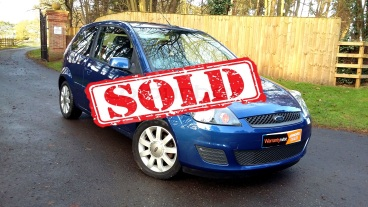 Ford Fiesta 1.25 Silver edition for sale by Woodlands Cars - sold