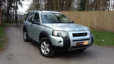 Land Rover freelander for sale by Woodlands Cars