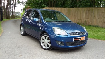 Ford Fiesta 1.4 Climate for sale by Woodlands Cars Ltd (9)