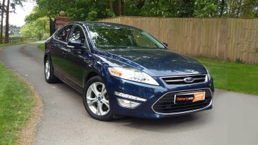 Ford Mondeo 1.6 TDCI Titanium X for sale by Woodlands Cars (1)
