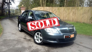 Skoda Octavia for sale by Woodlands Cars - sold