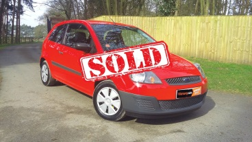 Low mileage Ford Fiesta 1.25 Studio for sale by Woodlands Cars Ltd - Rillington sold