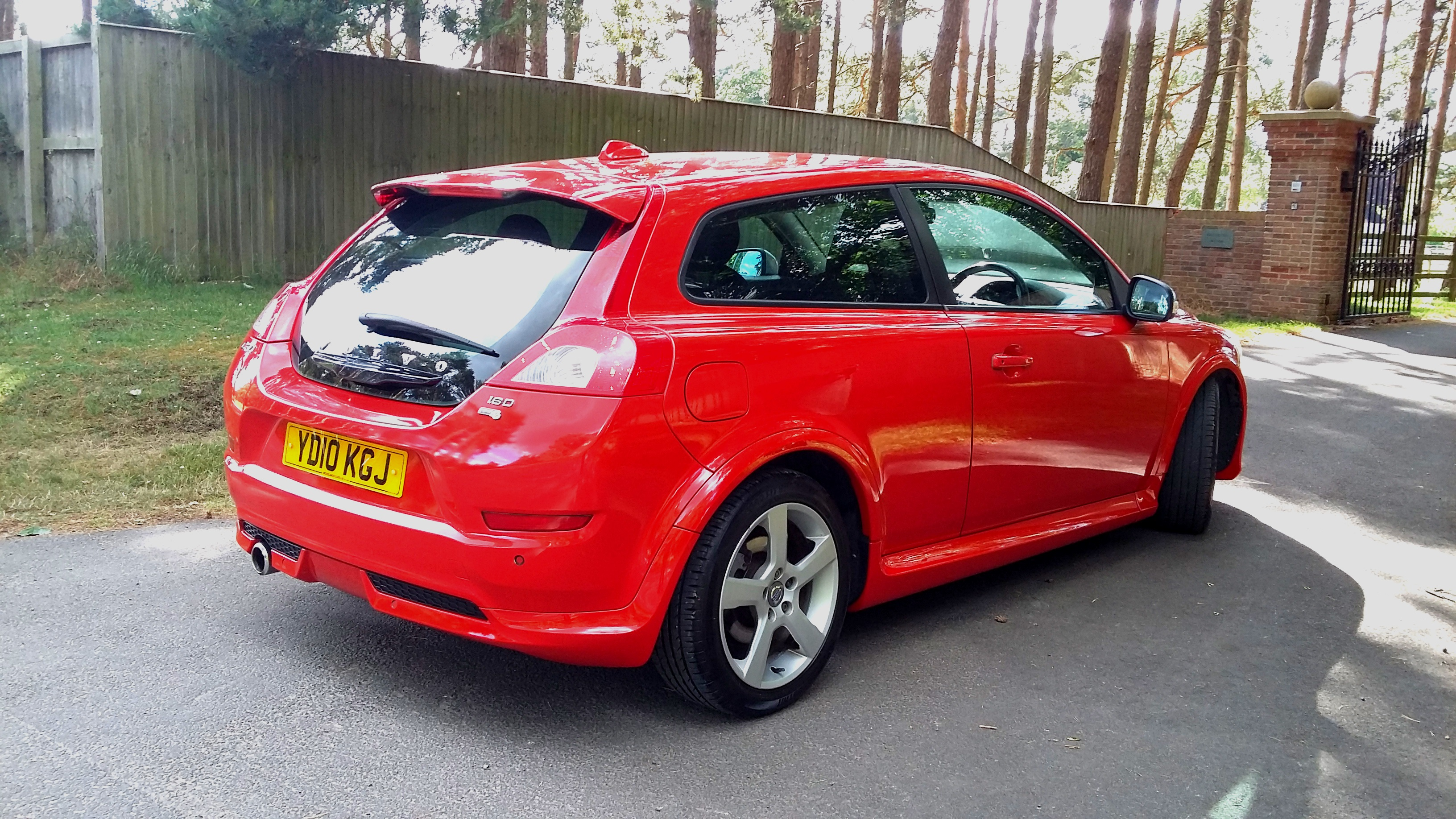 Volvo Of The Woodlands >> Volvo C30 R Design For Sale By Woodlands Cars 1