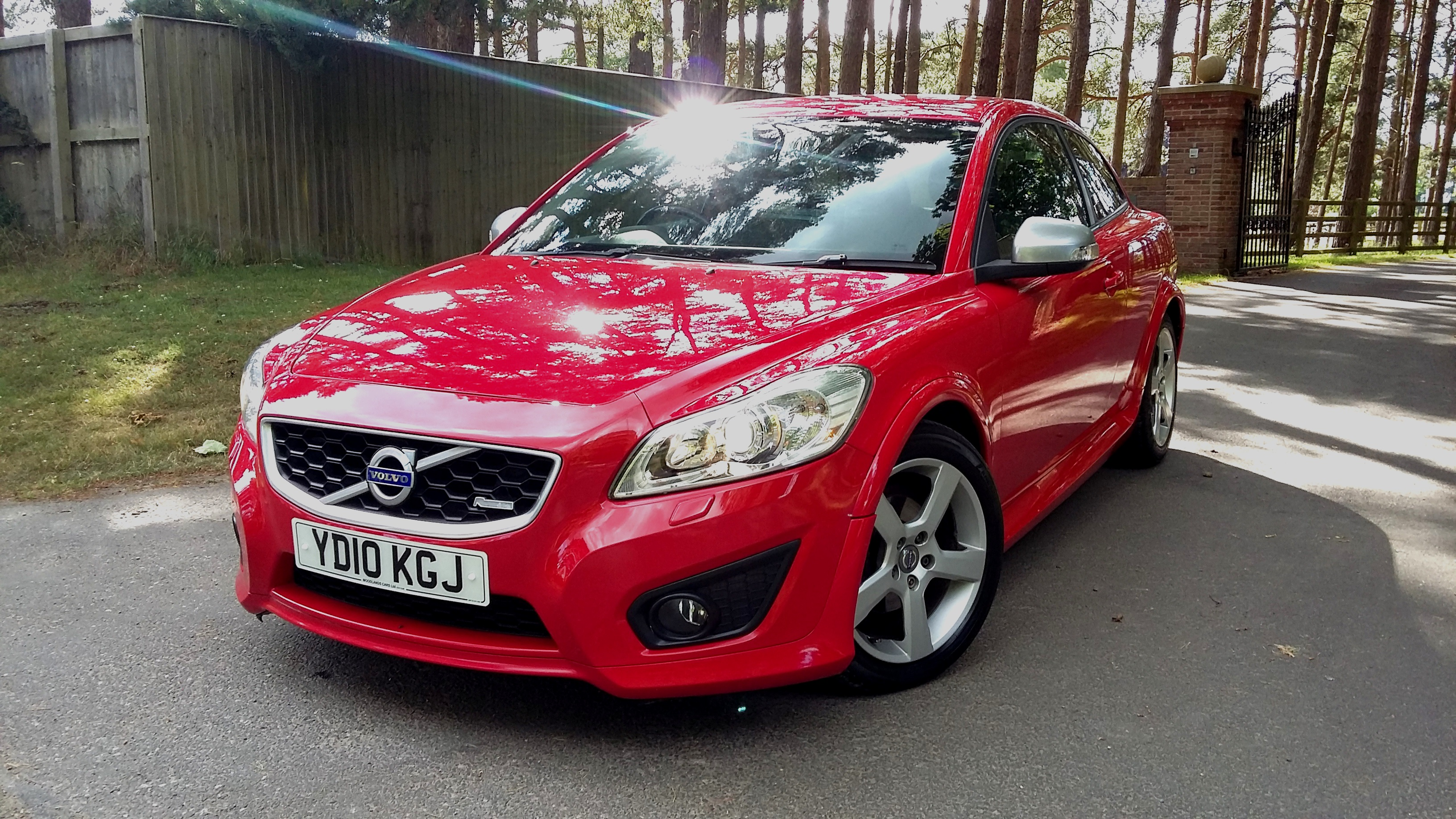 Volvo Of The Woodlands >> Volvo C30 R Design For Sale By Woodlands Cars 7