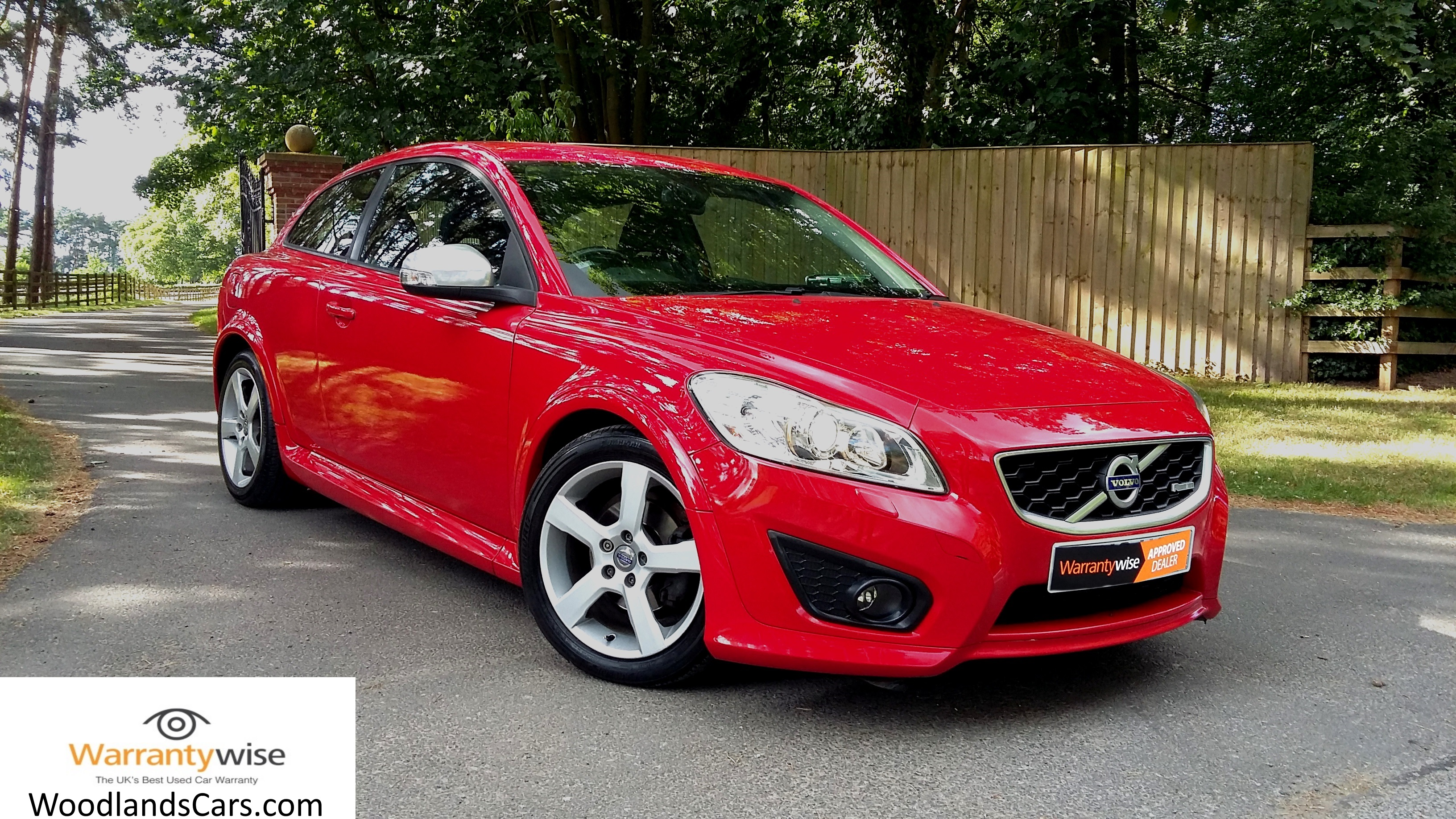 Volvo Of The Woodlands >> Volvo C30 R Design For Sale By Woodlands Cars Ltd