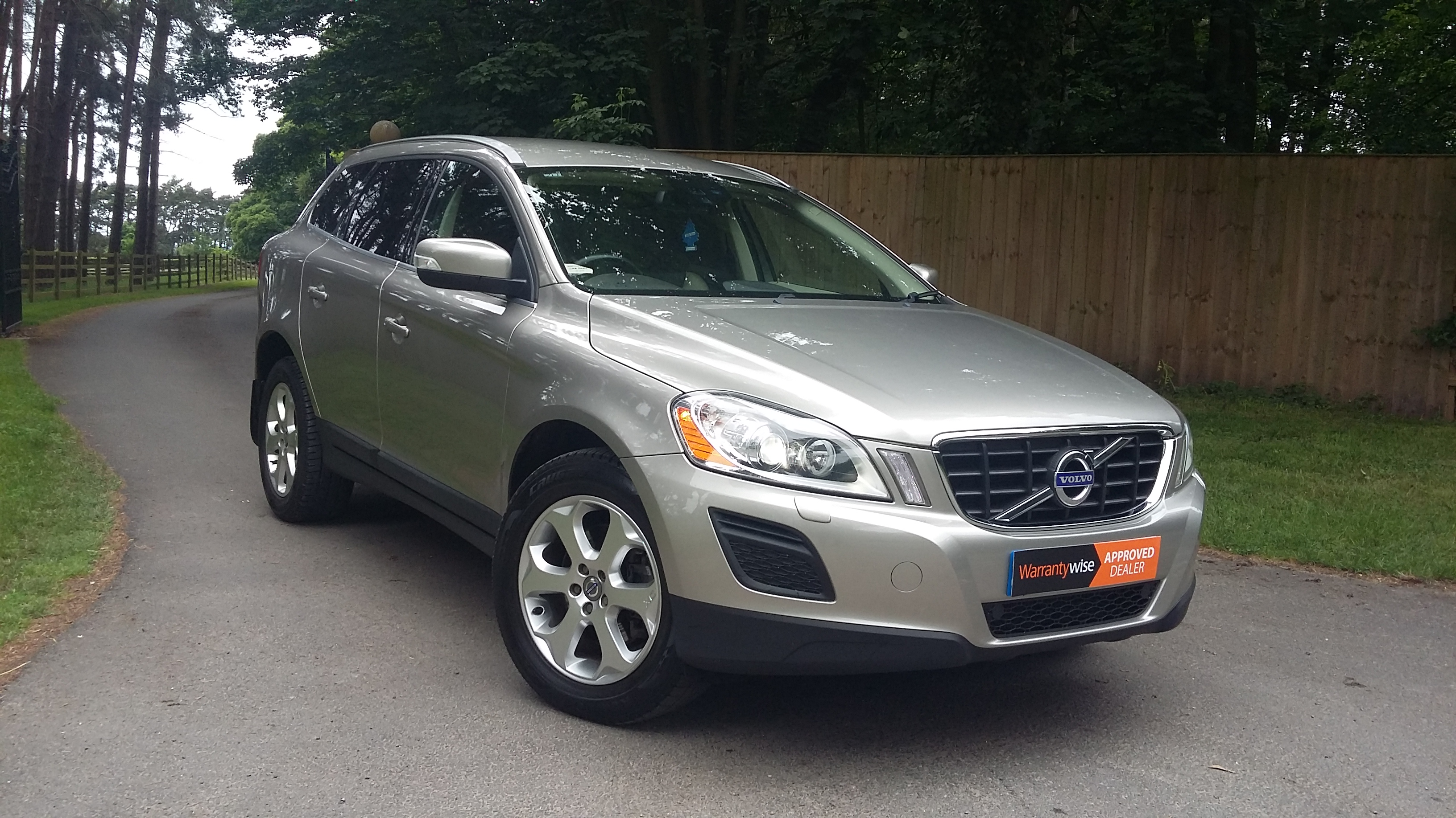 Volvo Of The Woodlands >> Volvo Xc60 2 4 D5 Se Lux For Sale By Woodlands Cars 27