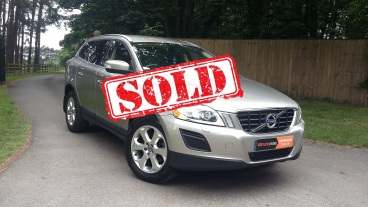 Volvo XC60 2.4 D5 SE LUX for sale by Woodlands Cars - sold