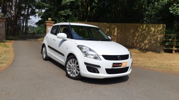 2011 Suzuki Swift SZ3 for sale by Woodlands Cars (17)