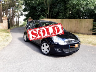 Ford Fiesta 1.25 Zetec for sale by Woodlands Cars - sold