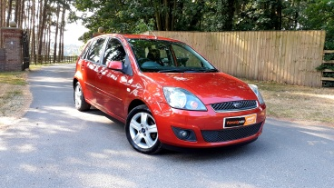 Ford Fiesta Climate for sale by Woodlands Cars Ltd