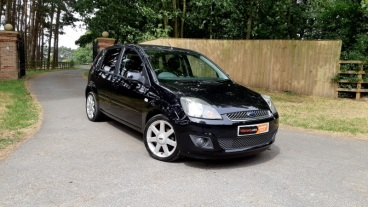 2008 Ford Fiesta 1.4 Zetec for sale by Woodlands Cars (8)