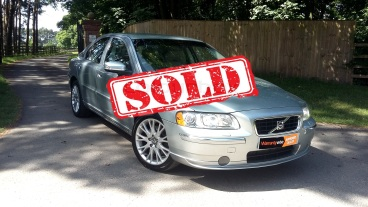 Volvo S60 D5 SE LUX for sale by Woodlands Cars Ltd - sold