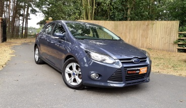 2012 Ford Focus 1.6 TDCI Zetec for sale by Woodlands Cars Ltd