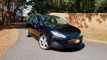 2012 SEAT Ibiza Sportrider CR TDI for sale by Woodlands Cars Rillington (9)