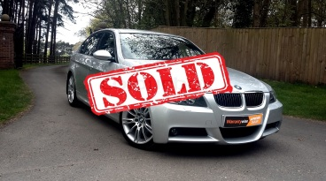 BMW 330d M Sport for sale by Woodlands Cars - SOLD