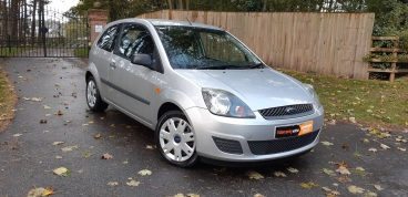 2007 Ford Fiesta 1.25 3door for sale by Woodlands Cars (5)