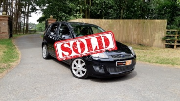 2008 Ford Fiesta 1.4 Zetec for sale by Woodlands Cars - sold