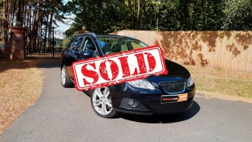 2012 SEAT Ibiza Sportrider CR TDI for sale by Woodlands Cars Rillington - sold