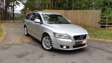 2012 Volvo V50 D3 SE LUX for sale by Woodlands Cars (11)