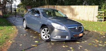 2013 Vauxhall Insignia SRI for sale by Woodlands Cars (10)