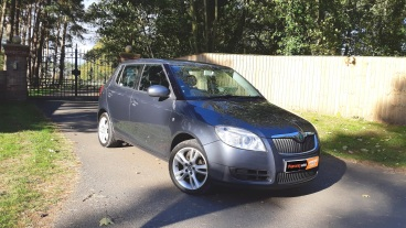 Skoda Fabia 1.4 for sale by Woodlands Cars (4)