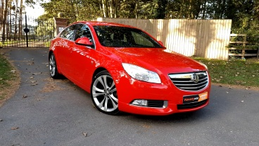 Vauxhall Insignia SRI NAV VX-LN for sale by Woodlands Cars Ltd