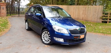 2010 Skoda Fabia estate for sale by Woodlands Cars (7)