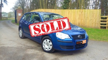 Volkswagen Polo 1.2 E for sale by Woodlands Cars Ltd - Sold