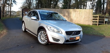 2010 volvo c30 1.6 d se lux for sale by woodlands cars