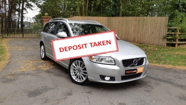 2012 volvo v50 d3 se lux for sale by woodlands cars - deposit