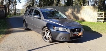 2008 Volvo V50 2.0 Diesel SE for sale by Woodlands Cars (3)