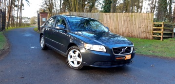 2009 Volvo S40 2.0D for sale by Woodlands Cars Ltd (4)