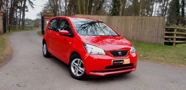 2016 SEAT MII for sale by Woodlands Cars (5)