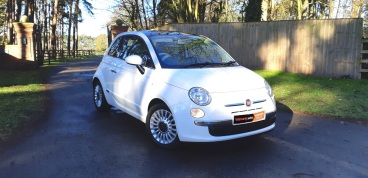 Fiat 500 For sale by Woodlands Cars (7)