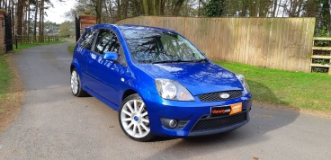 Ford Fiesta 2.0 ST for sale by Woodlands Cars (5)