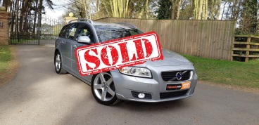 2012 Volvo V50 1.6D SE Edition for sale by Woodlands Cars Ltd - sold