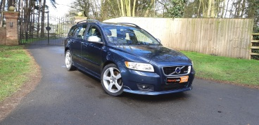 Volvo V50 1.6D R-Design for sale by Woodlands Cars (4)