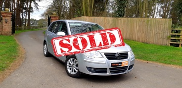 2007 VW Polo 1.2 for sale by Woodlands Cars - sold