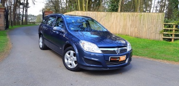 2008 Vauxhall Astra 1.6 Club Estate for sale by Woodlands Cars (5)