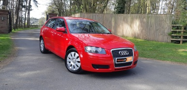 Audi A3 1.6 For Sale by Woodlands Cars (8)